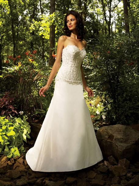 Orifashion HandmadeWedding Dress_A-line gown AL067