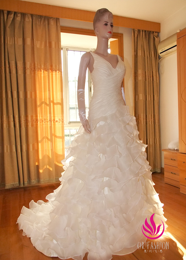 Real Handmade Wedding Dresses