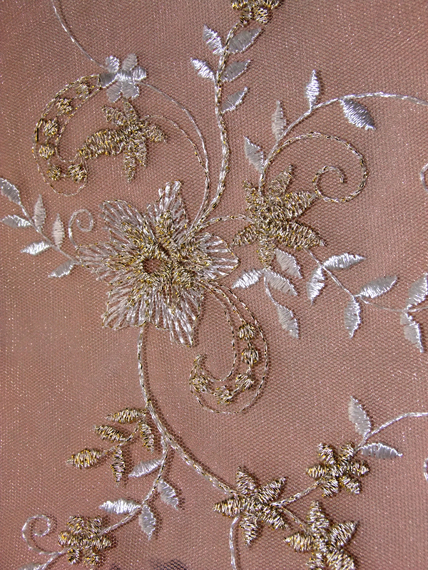 Lace samples CGL005