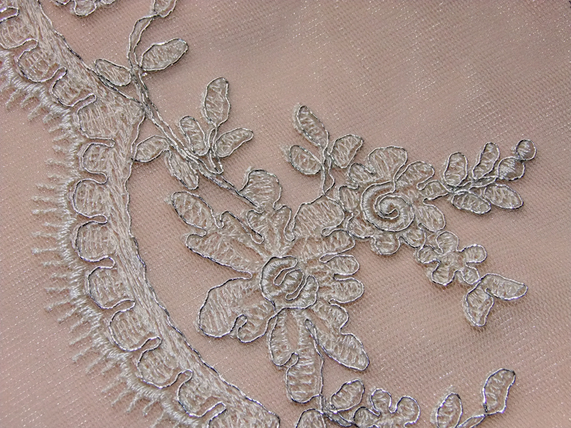 Lace samples CGL003