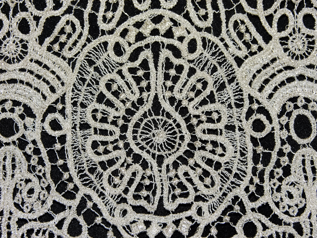 Lace samples CGL013